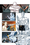 Origins of Marvel Comics: X-Men No.1: Iceman Standing Prints by Pablo Raimondi