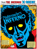 Uncanny X-Men Annual No.4 Headshot: Nightcrawler Posters by John Romita Jr.