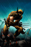 Wolverine No.20 Cover: Wolverine Photo by John Romita Jr.