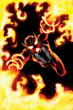 Uncanny Avengers 8 Cover: Sunfire Posters by John Cassaday