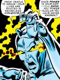 Marvel Comics Retro: Silver Surfer Comic Panel, Unleashing Power Posters