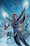 Uncanny X-Men No.459 Cover: Storm Posters par Alan Davis