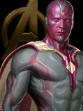 The Avengers: Age of Ultron - Vision Fotky