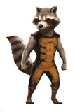 Guardians of the Galaxy - Rocket Raccoon Posters