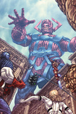 Fantastic Four No.602 Cover: Galactus Prints by Mike Choi