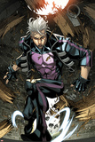 Ultimate Comics X-Men No.7: Quicksilver Crouching Prints by Carlo Barberi