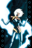 Ultimate X-Men No.89 Cover: Storm Prints by Yanick Paquette