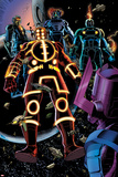 Fantastic Four No.602: Galactus Print by Barry Kitson