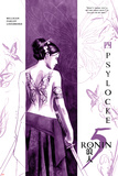 5 Ronin No.4 Cover: Psylocke Photo by David Aja