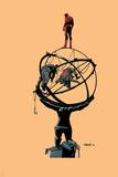 Daredevil 24 Cover: Daredevil Affiches par Chris Samnee