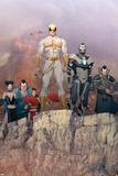 Iron Man 2.0 No.6: Iron Fist, War Machine Posters by Ariel Olivetti