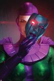 Ultimate Comics Ultimate 30 Cover: Kang Prints by Michael Komarck