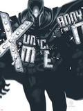 Uncanny X-Men 3 Cover: Magneto Posters av Chris Bachalo