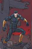 X-Men: Prelude to Schism No.3 Cover: Cyclops Standing on Rubble Posters by Giuseppe Camuncoli