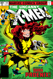 Marvel Comics Retro: The X-Men Comic Book Cover No.135, Phoenix Posters