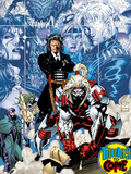 X-Men No.1: 20th Anniversary Edition: Omega Red Plakaty autor Jim Lee
