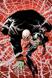 Spider-Island: The Amazing Spider-Girl No.2 Cover: Kingpin Crawling with Spider-Girl Posters by Patrick Zircher