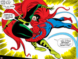Marvel Comics Retro: The Amazing Spider-Man Comic Panel, Medusa Photo