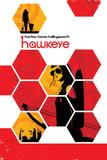Hawkeye 14 Cover: Bishop, Kate Posters by Matt Hollingsworth