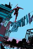 Daredevil 26 Cover: Daredevil Posters par Chris Samnee