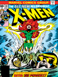 Marvel Comics Retro: The X-Men Comic Book Cover No.101, Phoenix, Storm, Nightcrawler, Cyclops Poster