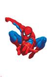 Spider Sense Spider-Man: Valentine, Spider-Man Posing Prints