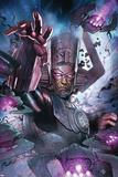 Hunger 1 Cover: Galactus Prints by Adi Granov