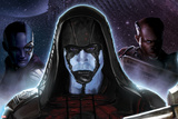 Guardians of the Galaxy - Ronan the Accuser, Nebula, Korath the Pursuer Posters