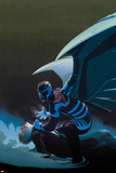Uncanny X-Force No.10 Cover: Archangel Crouching Prints by Esad Ribic