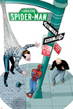 Spidey Sunday Spectacular! No.1 Cover: Spider-Man Leaning Against a Lamp Post Photo by Marcos Martin