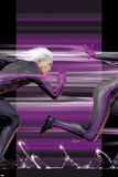 Ultimate Comics X-Men No.4 Cover: Quicksilver Running Photo by Kaare Andrews