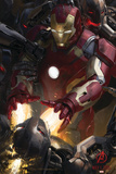 The Avengers: Age of Ultron - Iron Man Plakaty