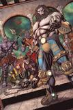 Steve Rogers: Super-Soldier Annual No.1: Blastaar Print by Ibraim Roberson