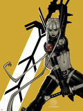 Uncanny X-Men 4 Cover: Magik Posters by Chris Bachalo