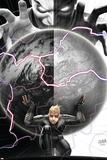 Longshot Saves the Marvel Universe 4 Cover: Longshot, In-Betweener Poster by David Nakayama