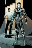 Iron Man 2.0 No.3: War Machine Prints by Barry Kitson