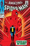 Marvel Comics Retro: The Amazing Spider-Man Comic Book Cover No.50, Spider-Man No More! Posters