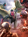 The Avengers: Age of Ultron - Vision Posters