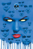 Mystique No.22 Cover: Mystique Prints