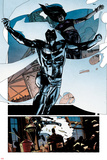 Moon Knight No.8 - Jumping Photo by Alex Maleev
