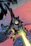 Wolverine 4 Cover: Wolverine Affiches par Alan Davis