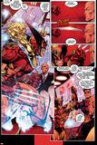 X-Men No.1: 20th Anniversary Edition: Wolverine and Professor X Poster por Jim Lee