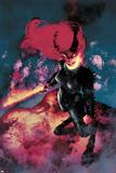 Uncanny X-Men 7 Classic: Magik Print by Frazer Irving