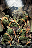 Incredible Hulks No.624: Miek has Trapped Hulk and Kazar Print by Dale Eaglesham
