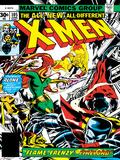Marvel Comics Retro: The X-Men Comic Book Cover No.105, Phoenix, Colossus, Storm, Firelord Posters
