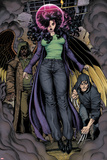 Ultimate X No.4: Jean Grey Hovering, Surrounded by Smoke Poster por Arthur Adams