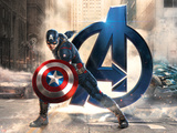The Avengers: Age of Ultron - Captain America Posters
