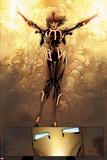 Invincible Iron Man No.516: Firebrand Print by Salvador Larroca