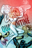 Greg Land - Uncanny X-Men No.534 Cover: Emma Frost has Fallen Plakát
