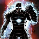 Invincible Iron Man No.509 Cover Posters av Salvador Larroca